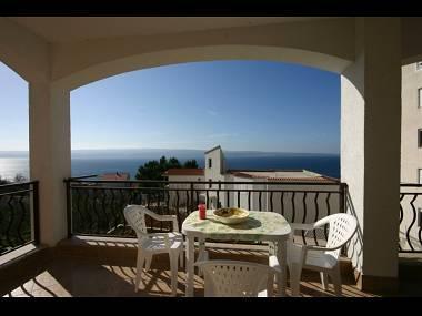 A1 Grande(7+1): terrace - 6099 A1 Grande(7+1) - Suhi Potok - Croatia - rentals