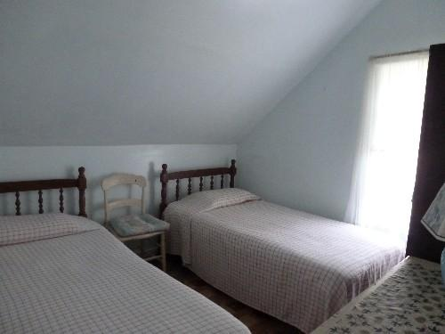 twin beds in one bedroom - Higgins Beach Maine - Scarborough - rentals