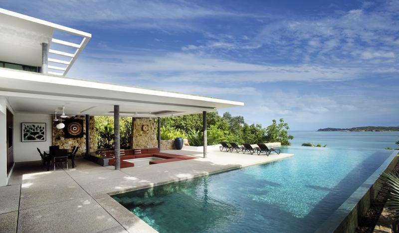 Villa 90 - Unique and Stylish with Sea Views - Image 1 - Choeng Mon - rentals