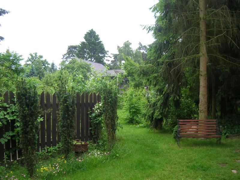 Garden - Visit Warsaw and Relax - Central Poland - rentals