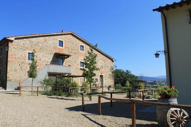 VERDE APARTMENT panoramic gazebo / garden / pool - Image 1 - Ponticino - rentals