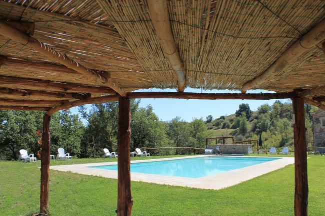 ARANCIONE APARTMENT garden /panoramic gazebo/ pool - Image 1 - Pergine Valdarno - rentals