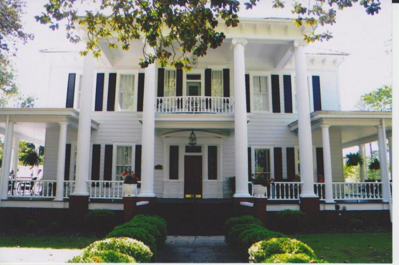 Our Grand Estate - Elegant Bed and Breakfast in Southern Georgia - Moultrie - rentals