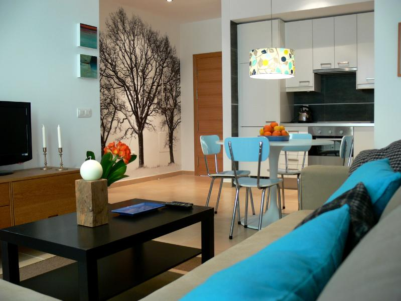 Living room - New quality apartment in the centre of Seville - Seville - rentals
