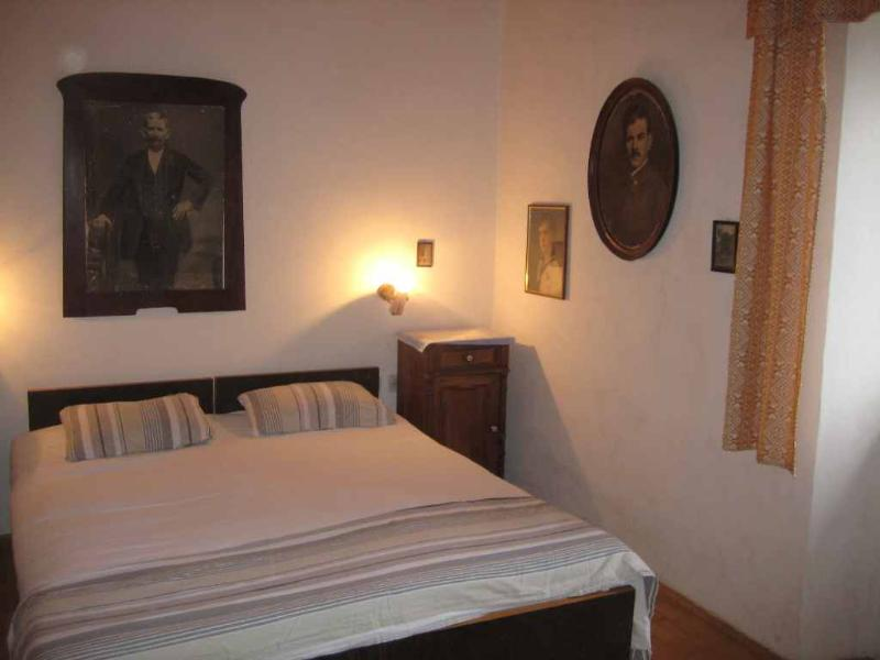 Bedroom with double bed - Villa Viola(4+1) - Zavala - rentals