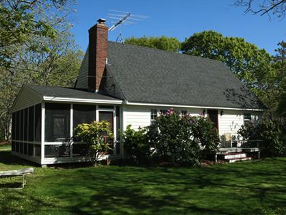 Chappy Cottage on Pip'n Road - Chappy Cottage Rental - your vacation home base - Edgartown - rentals