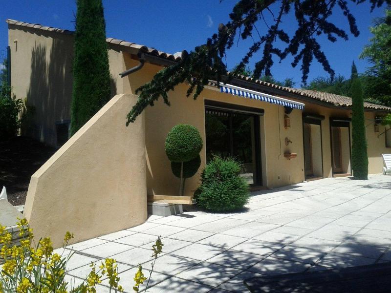 Bellevue Villa in Dieulefit (Drome Provencale) - Image 1 - Dieulefit - rentals