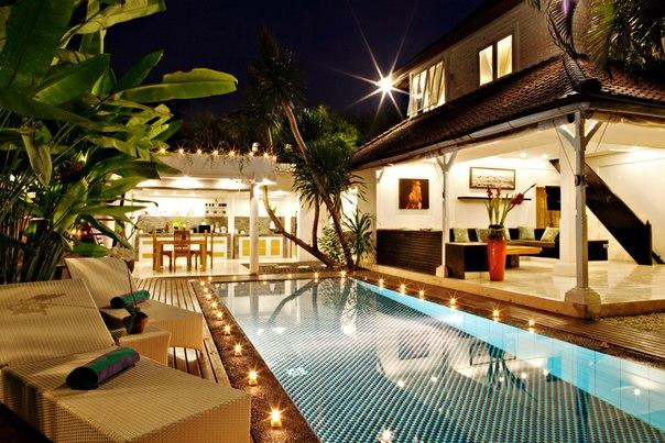 Villa - 3 BR Lux Pool Villa Ocean Star 1 Oberoi 100m beach - Seminyak - rentals