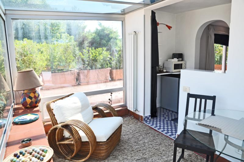 interior view - A Lovely Apart-studio with terrace - Naples - rentals