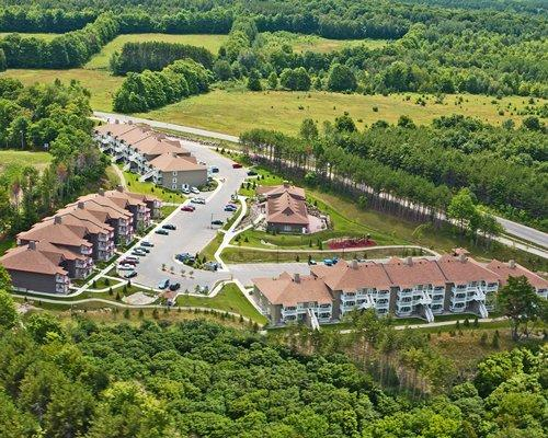 Aerial View - Shanty Bay, Ontario 2br - Carriage Ridge/Hills - Shanty Bay - rentals