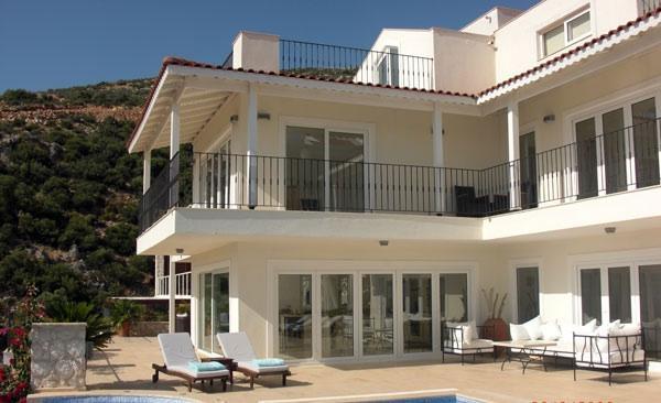 (004BM) 5 Bed villa - Image 1 - Kalkan - rentals