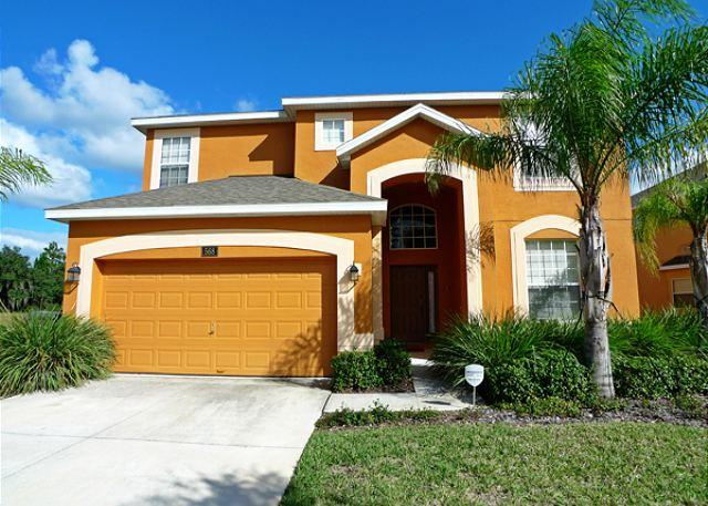 Orange Blossom Villa (Orange568-NTO4) Professionally decorated  home w/ spa! - Image 1 - Davenport - rentals