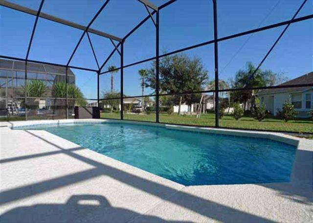 Palm Villa (Palms1344s) -Beautiful Sunrises over the South Facing Pool! - Image 1 - Haines City - rentals