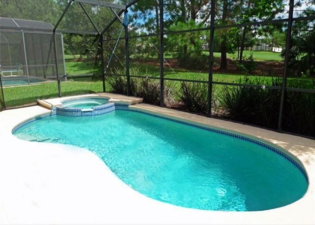 Mariner Delight (Mariner1144-NTO4) -Wonderfully updated home with spa! - Image 1 - Haines City - rentals
