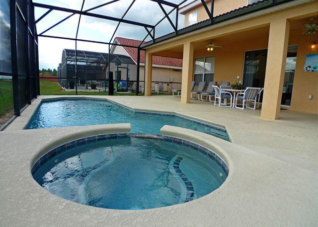 Solana's Paradise (Solana548-NTO4) - Luxury 6 Bedroom Villa In Solana Resort! - Image 1 - Davenport - rentals