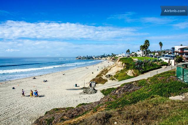 SPACIOUS Beach Home ***3 Houses to OCEAN*** - Image 1 - Pacific Beach - rentals