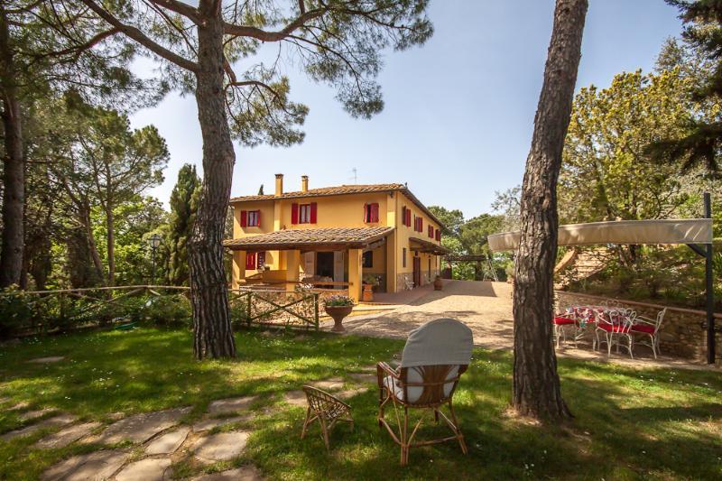 Casale Il Poggiarello - Image 1 - Montespertoli - rentals
