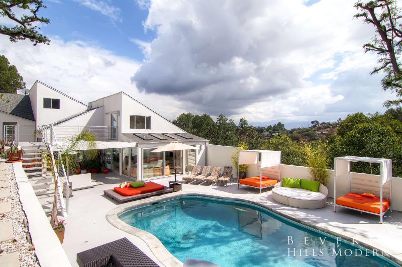 Beverly Hills Modern Estate - Image 1 - Beverly Hills - rentals