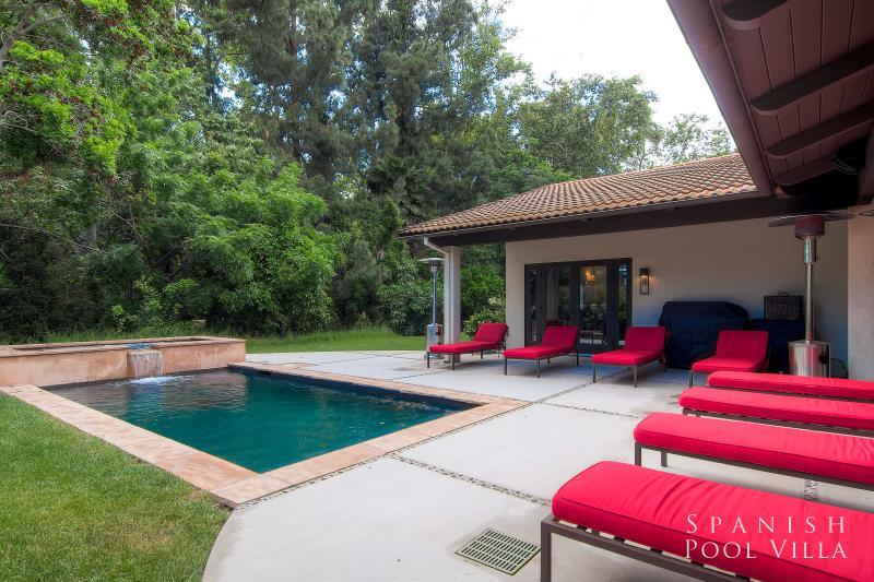 Spanish Pool Villa - Image 1 - Los Angeles - rentals