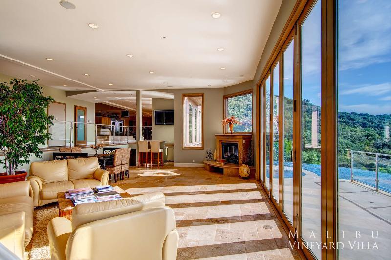 Malibu Vineyard Villa - Image 1 - Malibu - rentals