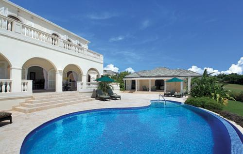 Pool - Golden Grove Villa - Bridgetown - rentals