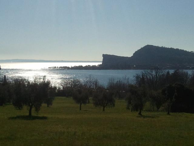 panorama sulla Rocca di Manerba - A casa di Ella - lago di Garda - Manerba del Garda - rentals