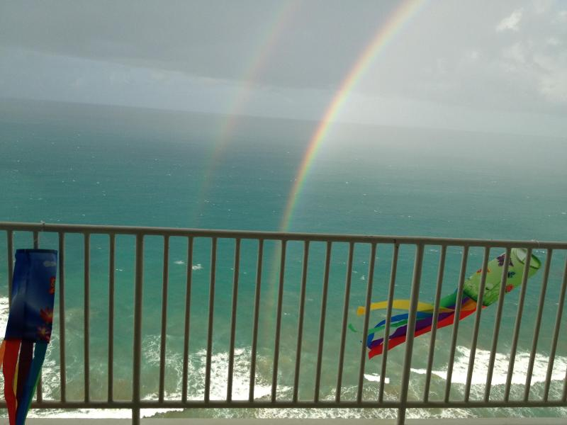 Over the rainbow - Tropical Ocean View Delight - Luquillo - rentals