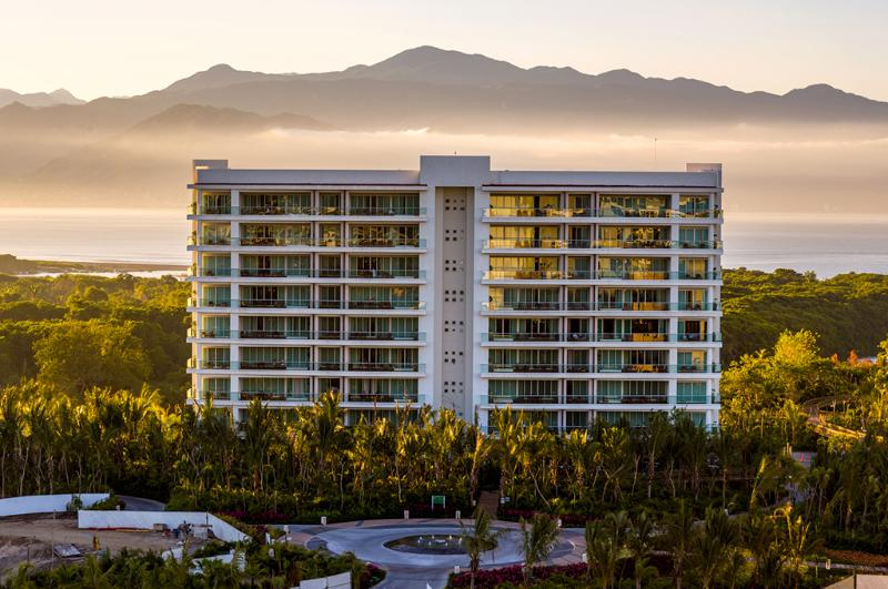 Welcome to the Grand Luxxe Villa at Nuevo Vallarta. They are corner units in this and 3 other towers - Luxxe Villa - 1 BR - Nuevo Vallarta, Mexico - Nayarit - rentals