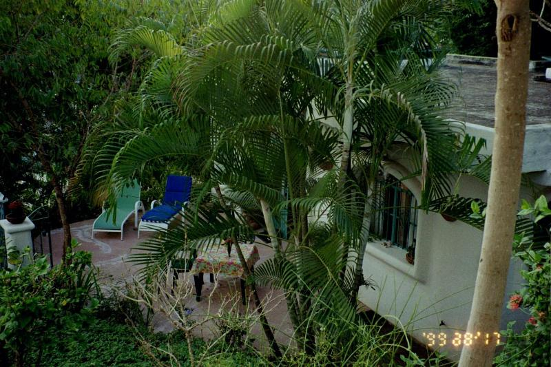 The Casita welcomes you as you walk down the pathway - Privacy, Ocean, Tropical Jungle; it is Magic - Sayulita - rentals