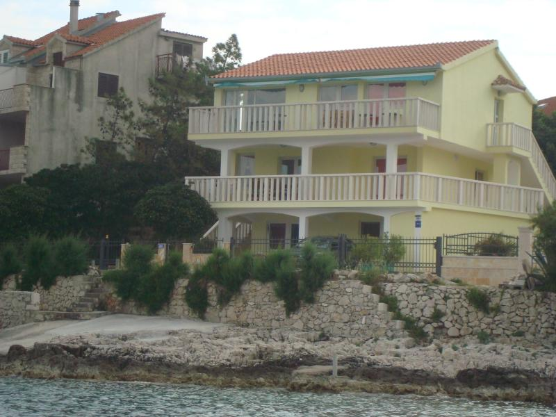villa jana - luxery apartments located directly at the sea - Croatia - rentals