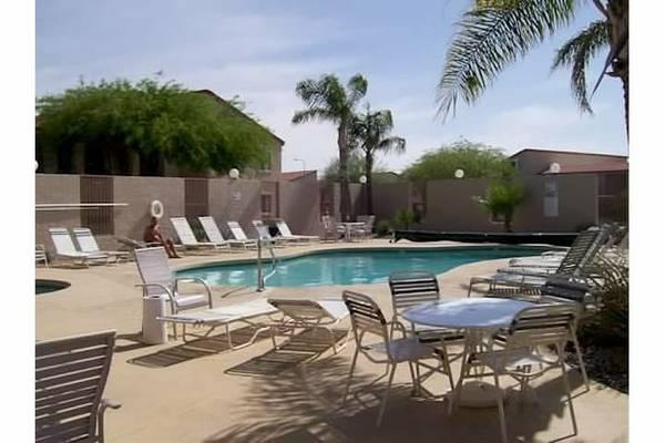 Pool and Hottub - day view - Visitors - Welcome to Apache Junction, AZ ! - Apache Junction - rentals
