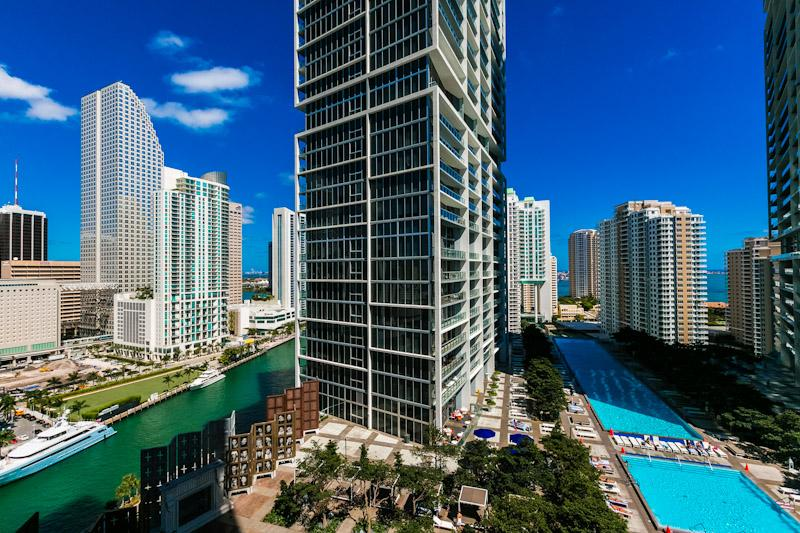 Chic 1 BR at Viceroy Brickell 2111 - Image 1 - Coconut Grove - rentals