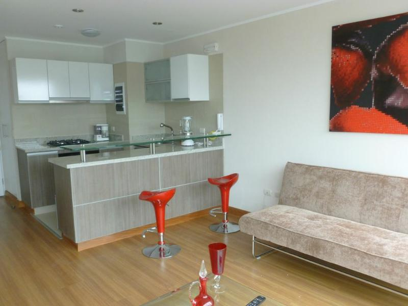 BARRANCO 360 , Freshly new Apartment ,Excellent location - Image 1 - Lima - rentals