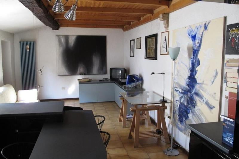 living room - Holiday house Il Balcone PARMA (wi-fi) - Parma - rentals