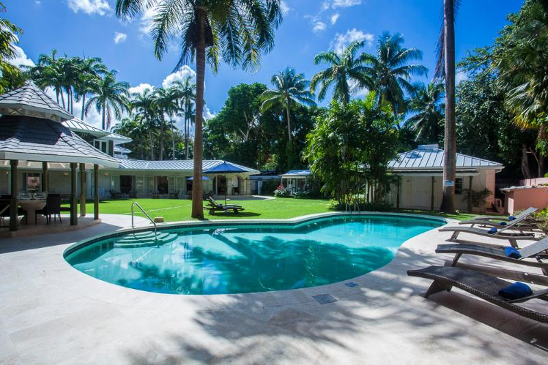Lazy days - luxury 5 to 8 bed villa in Queens Fort, Barbados - Holetown - rentals