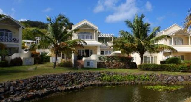 3 bedroom villa ideally situated on St. Lucia's only golf course. - Image 1 - Cap Estate - rentals