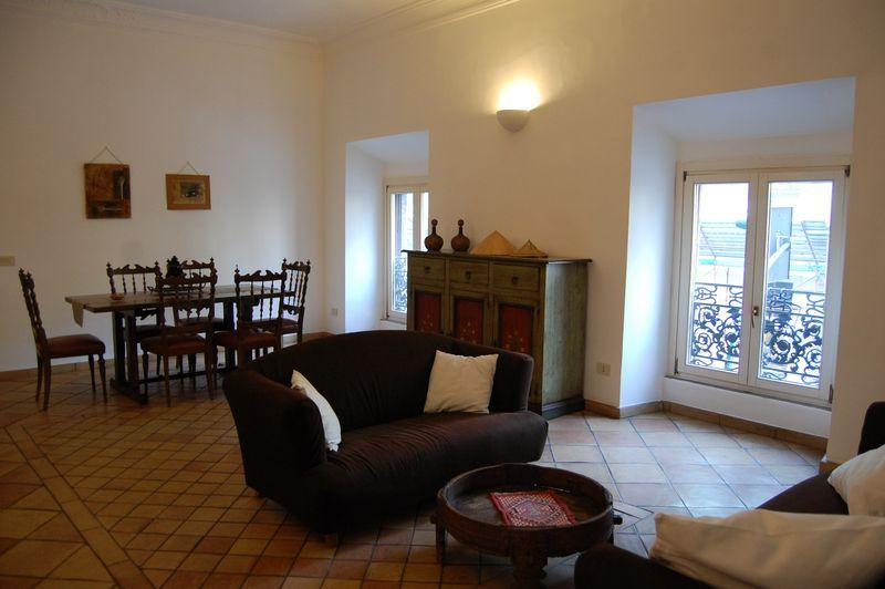 Pantheon Large Comfortable Apartment - Image 1 - Rome - rentals