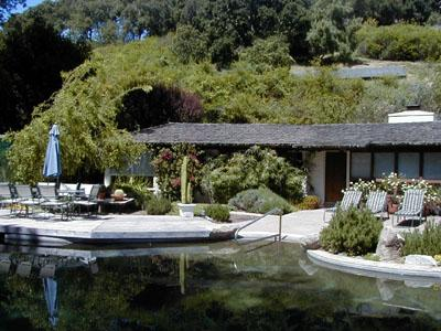 Classic post adobe main house with 3 bdr, 2 ba. - Carmel Valley Retreat with pool, hot tub sleeps 10 - Carmel Valley - rentals