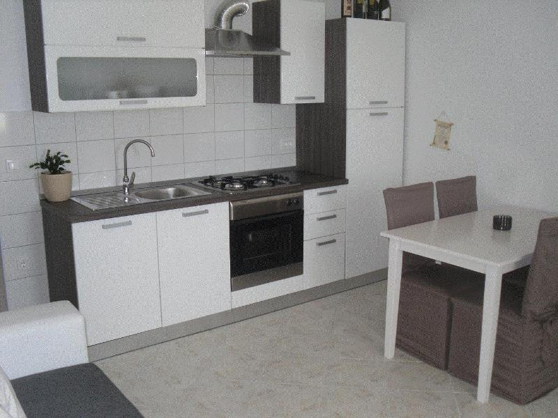 Kitchen - Superb apartment near Novalja and Zrce beach - Zubovici - rentals