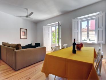 Living room - Sé de Lisboa II - Lisbon - rentals