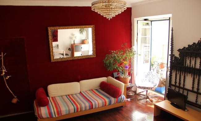 Living room - Casa da Atalaia - Lisbon - rentals