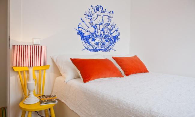 Bedroom - Bairro Luz Apartment - Lisbon - rentals