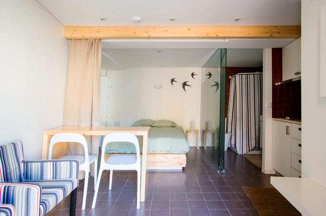Bed area - Tagus 1 - Lisbon - rentals