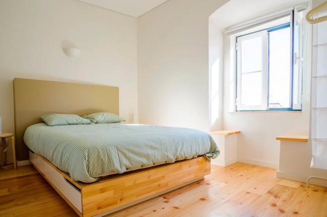 Bedroom - Tagus 3 - Lisbon - rentals