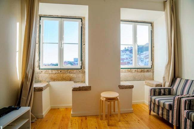 Living area - Tagus 4 - Lisbon - rentals