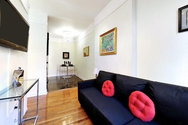 Chic Designer 1 Bedroom - Midtown East - Image 1 - New York City - rentals