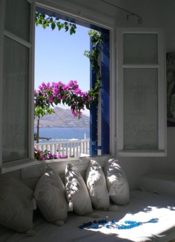 Naousa Old Town Center: Traditional Cycladic House - Image 1 - Naoussa - rentals