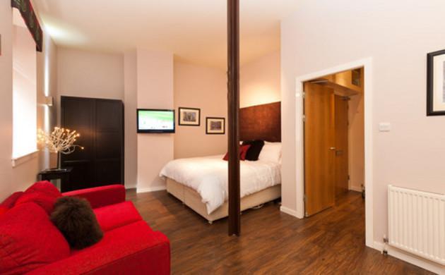 Grassmarket Studio Apartment - Image 1 - Edinburgh - rentals