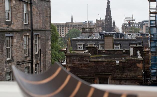 Advocates Close 2 Bedroom apartment - Image 1 - Edinburgh - rentals