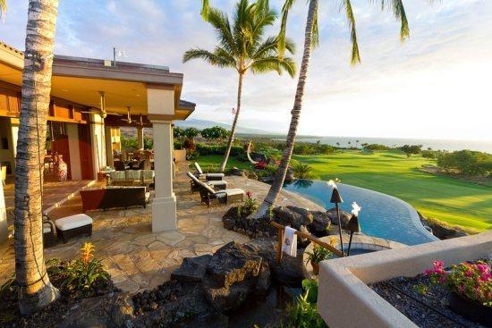 Over Looking Mauna Kea 17th Fairway - Kalina - Privacy, Beach, Golf, Luxury - Kamuela - rentals